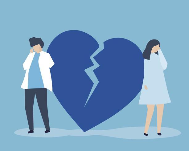 mộng thấy li hôn