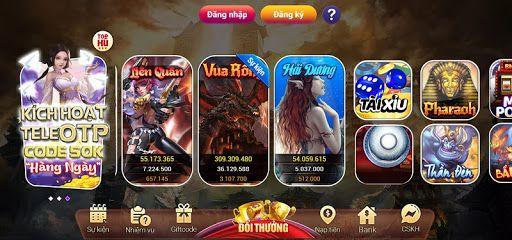 Cổng game 9fun club – tải 9fub.club APK cho ioS/Androi/PC