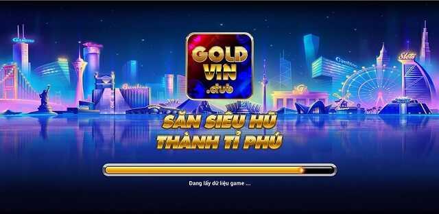 GoldVin Club – Nổ Hũ Nhận Siêu Lộc Khủng