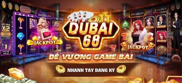 Tải Dubai68 Club – Game bài cực chất, đậm nét dân chơi